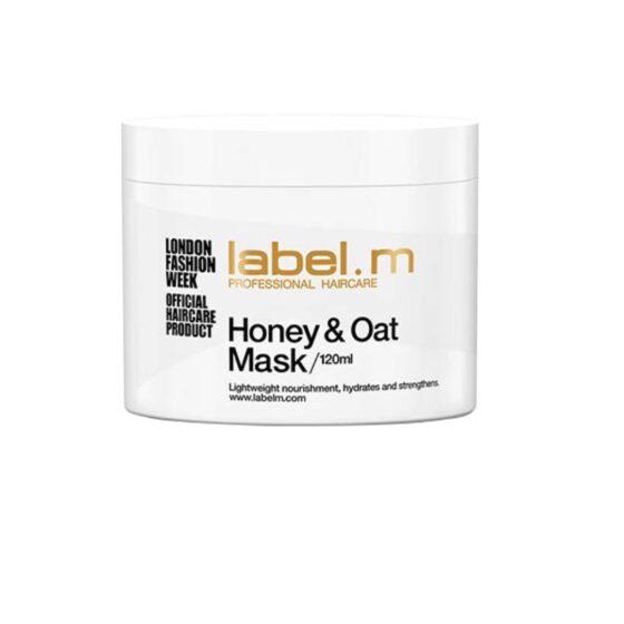 Label. m Honey & Oat Mask