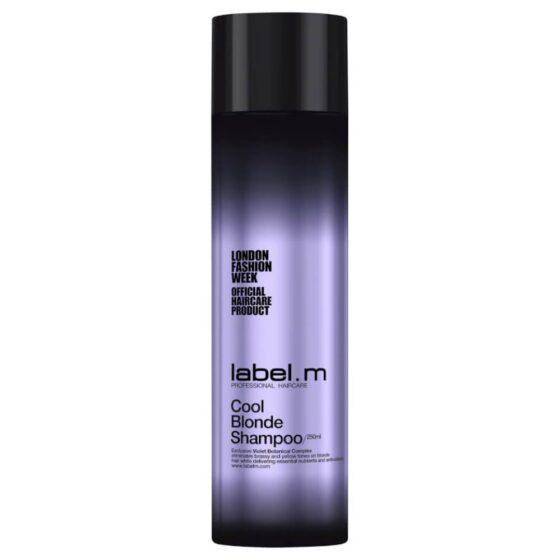 Label. M Cool Blonde Shampoo
