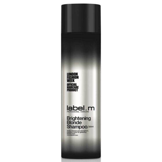Label. M Brightening Blonde Shampoo