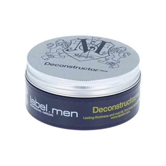 Label. M Men Deconstructor