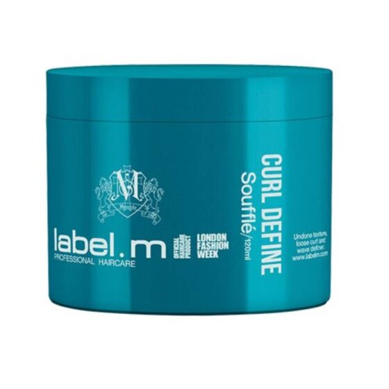 Label. M Curl Define Souffle